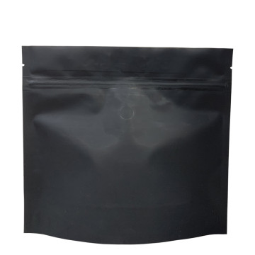 Custom Sustain Recyclable LDPE Plastic Flexible Coffee Pouch