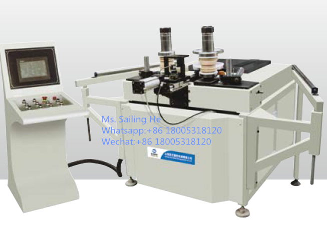CNC Roll Bending machine