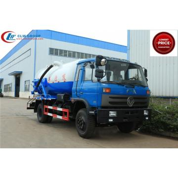 Brand New Dongfeng 10000litres sewage suction truck