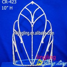 New Fashion Cheap Crown Rhinestone Tiara Crown