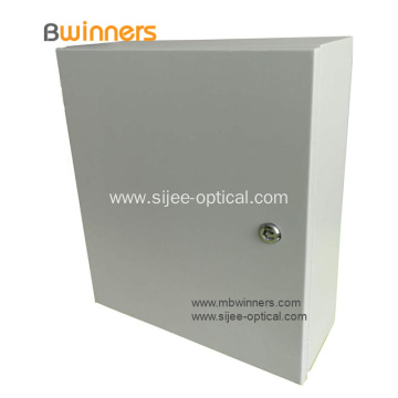 Fiber Optic FTTH Distribution Box 72-96 cores