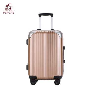 Pure PC good quality carry-on size airport luggage