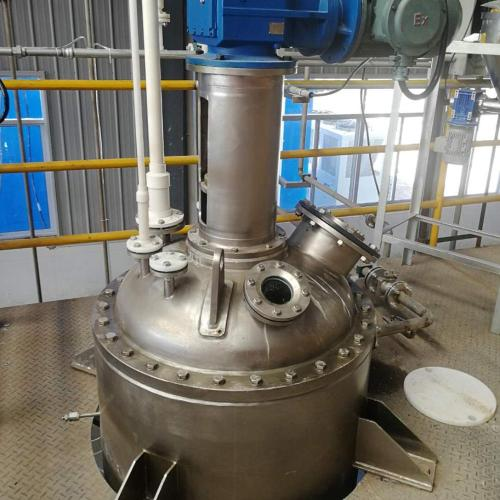 Chemical Agitated Tank Reactor