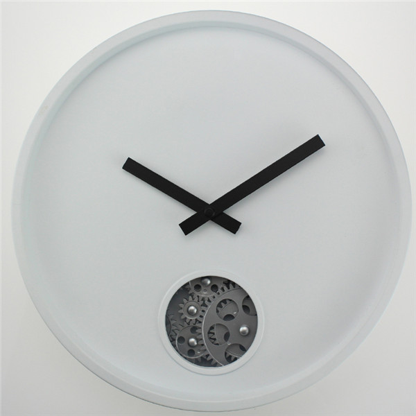 mains powered wall clocks