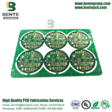 High Precision Multilayer PCB BGA Pad