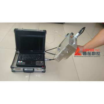 Steel Plate Aluminum Plate Micro Pneumatic Marking Machine