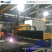 CNC Plasma Cutting Steel De-Duster-Fume Dust Collector