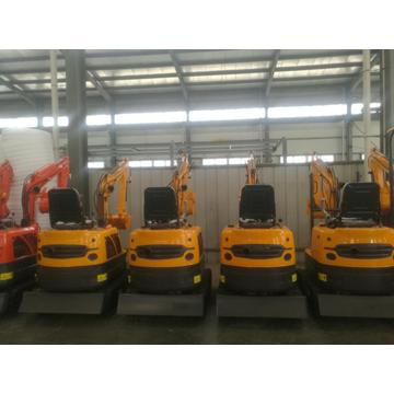 Mini digger 0.8ton cheap mini excavator price