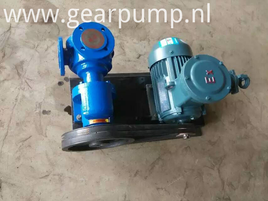 heavy oil transfer pump