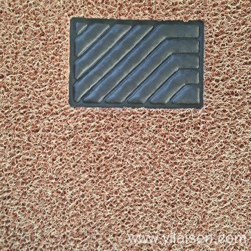 Universal Custom PVC coil mat for Bus floor