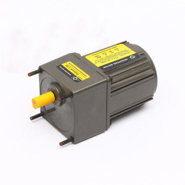 AC Motor 25W 80mm 500rpm AC Gear Motor