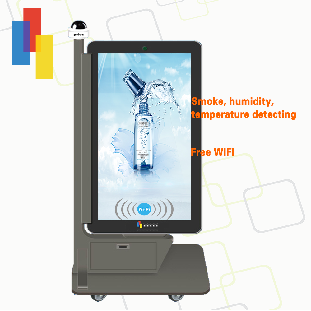 Mobile Outdoor Led Poster with free WIFI