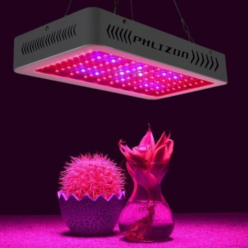 Phlizon Double Chips Led Grow Light 600w