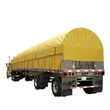 Amarillo Car Cover PE Tarpaulin