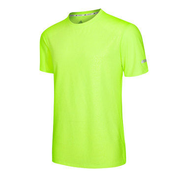 100% polyester multi-color sport T-shirt