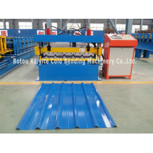 Building Structure Roofing Sheet Making Machine