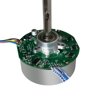 500W Brushless DC Motor, High Speed BLDC Motor & Brushless Motor 1400rpm Customizable