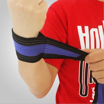 Weight lifting wrist ankle weights straps brace