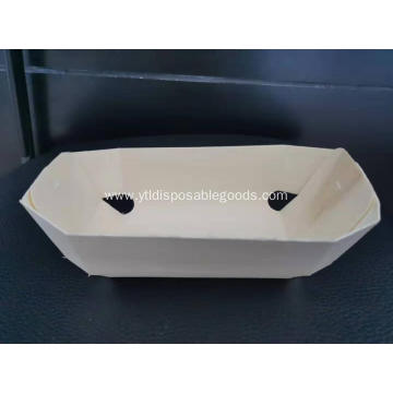 factory price wooden baking tray