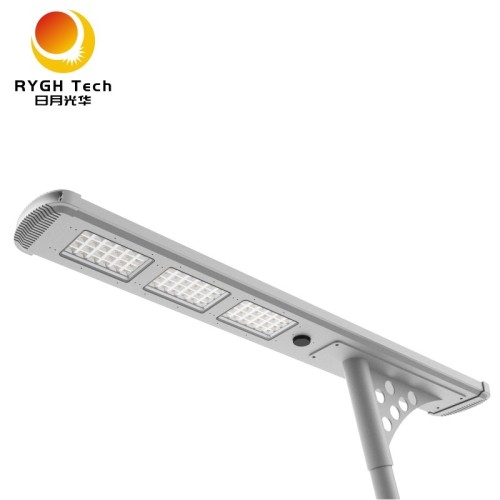50W Solar led street light