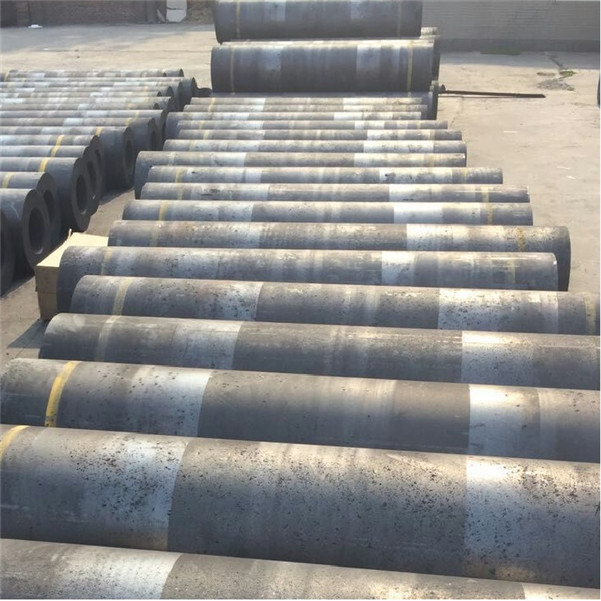 UHP200 250 700 Length 1800mm Graphite Carbon Electrodes
