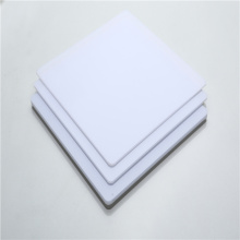 Diffuser sheet milky white polycarbonate panel