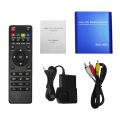 Full HD 1080P HDD Multimedia Player USB External Media Player With SD Media TV Box Support MKV H.264 RMVB WMV HDD Player
