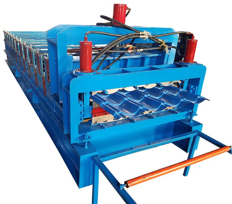 Double Glazed Forming Machine