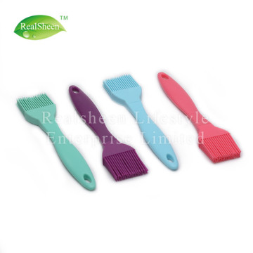 Plastic Handle Silicone Basting & Pastry Brush