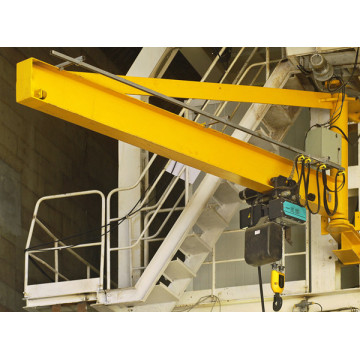 stationary Wall-mounted jib crane 8t