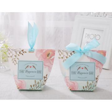 Wholesale christmas wedding candy paper bags