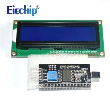 LCD display LCD1602 module Blue screen 1602 i2c LCD Display Module HD44780 16x2 IIC Character 1602 5V for arduino lcd display