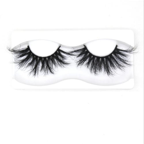 High Quality 5d Mink Eyelashes Wholesale 25mm Mink Eye Lashes 2019