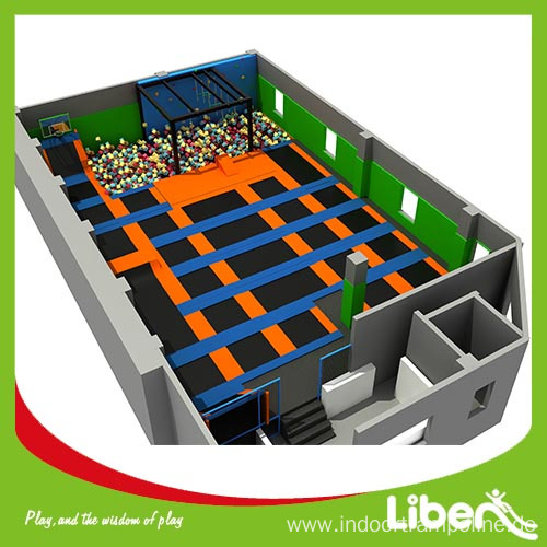 indoor big fun air trampoline park