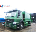 Guranteed100% SINOTRUCK HOWO 16cbm Waste Recycling Truck