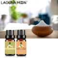 Lagunamoon Lavender 10ML Massage Humidifier Air Fresh Essential Oils Diffuser Tea Tree Cinnamon Eucalyptus Ylang Vanilla Oil
