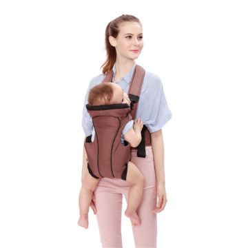 Natural Cotton Baby Toddler Carrier