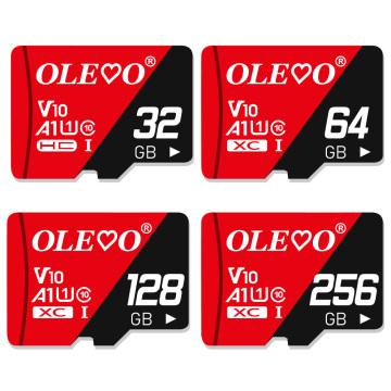 micro sd memory cards 8GB 16 GB 32 GB High speed 64GB class 10 micro sd card 128gb 256gb TF card for Phone/Tablet pc