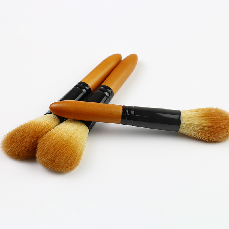 6 Pcs Travel Makeup Brush