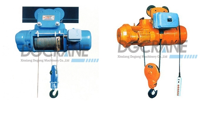3ton Wire Rope Hoist Price