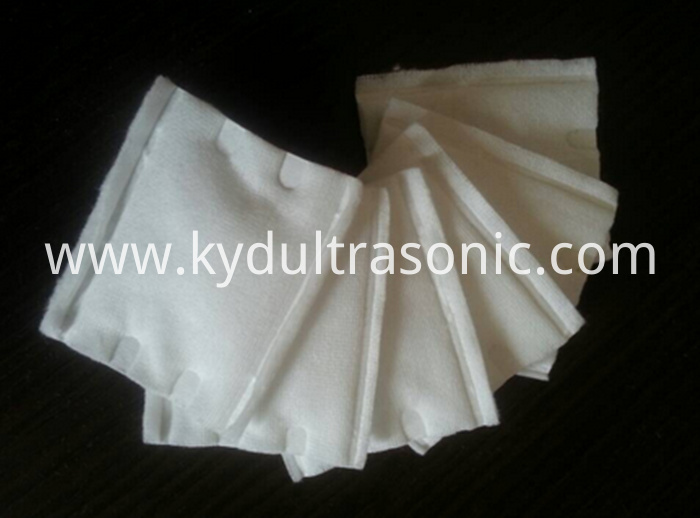 Disposable Square Cotton Pad (2)