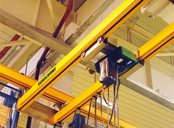 2t Single-girder Suspension Crane