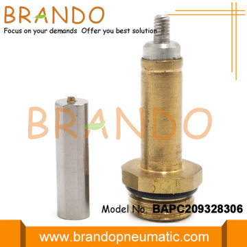 Brass LPG Solenoid Valve Kit Stem Plunger Assembly