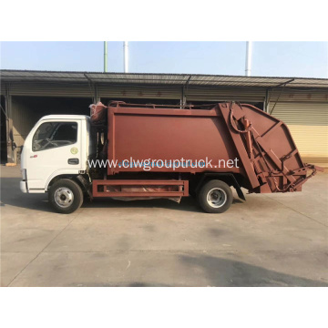 Dongfeng LHD 4x2 Garbage Compression Waste Trucks