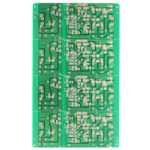 2.0mm 1OZ single side LF HASL FR4 PCB