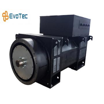 Black Color Three-phase 6 Pole Generator