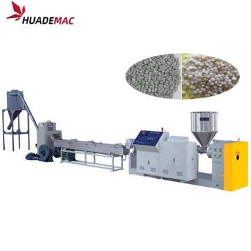 PP PE Water Cooling Strand Pelletizing Line