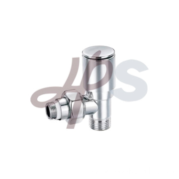 Brass radiator valves polish surface