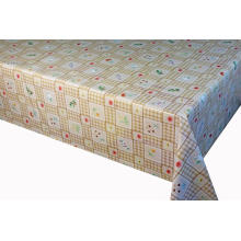 Elegant Tablecloth with Non woven backing Spillproof