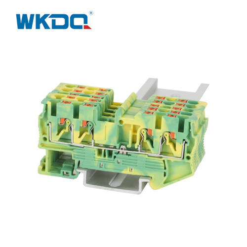 Spring Screwless Terminal Block